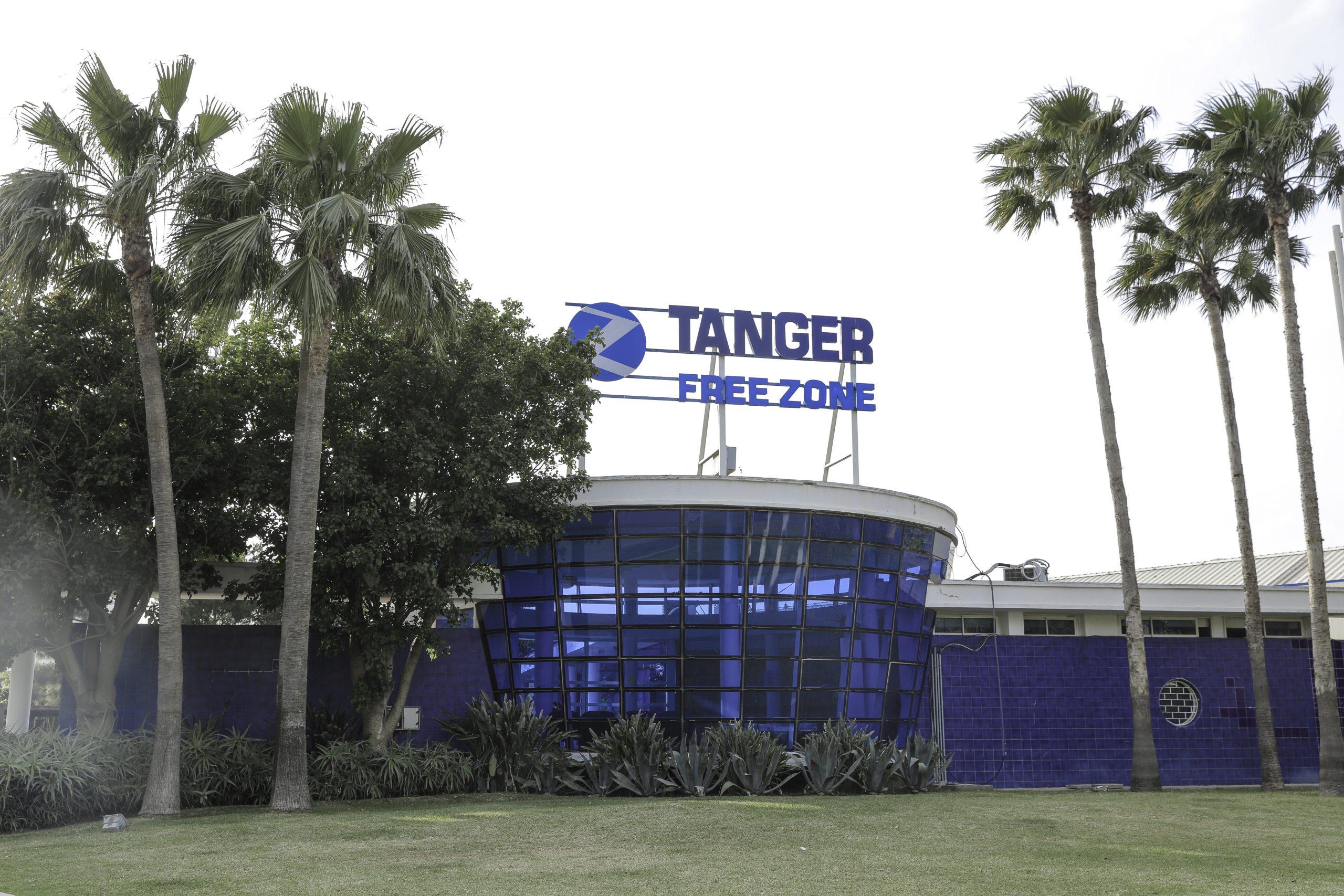 tanger free zones