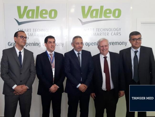 Inauguration Valéo